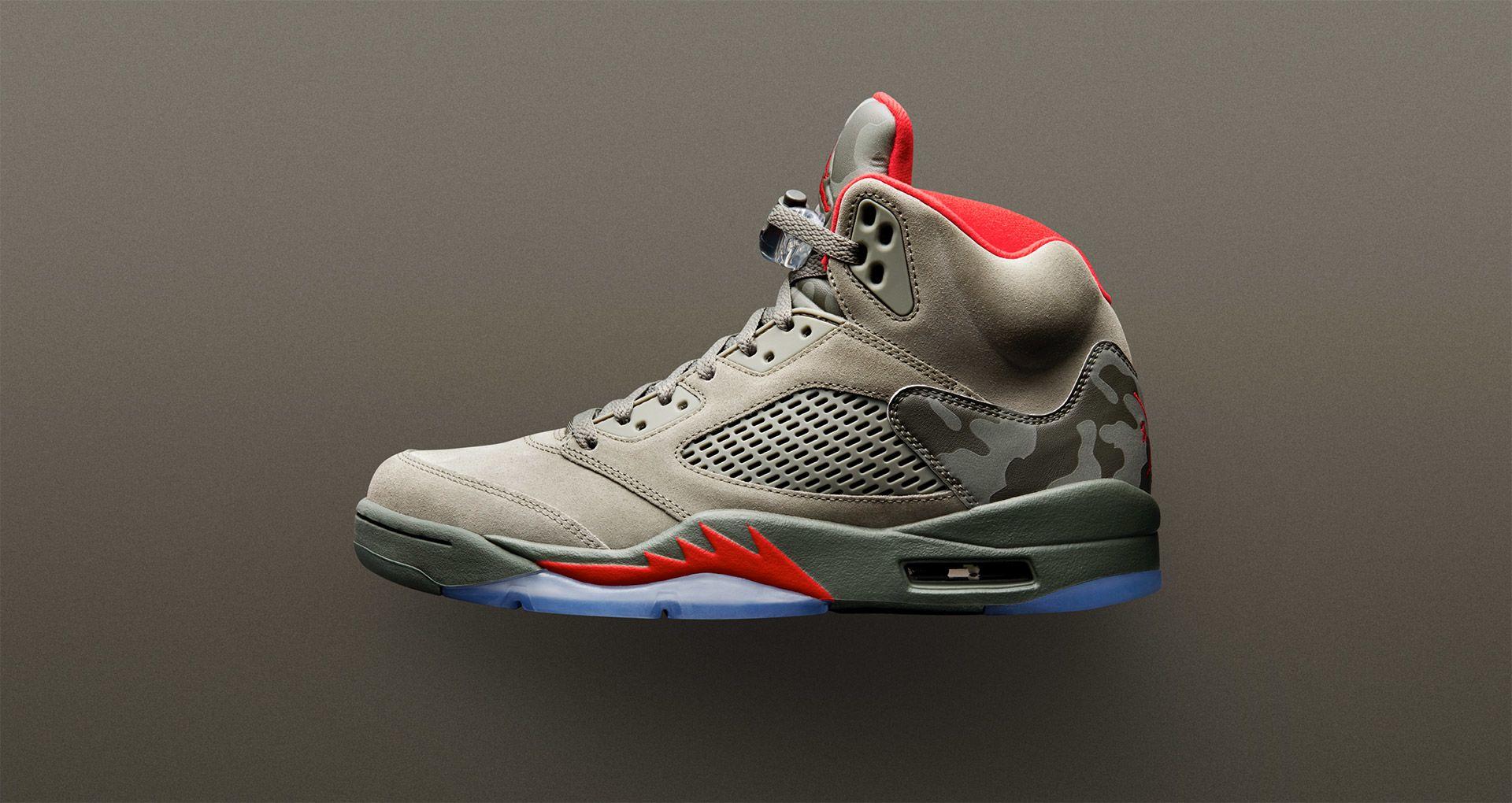 Całkiem nowy sklep internetowy sportowa odzież sportowa Osiris takes flight with the Air Jordan 5 Retro. Nike SNKRS