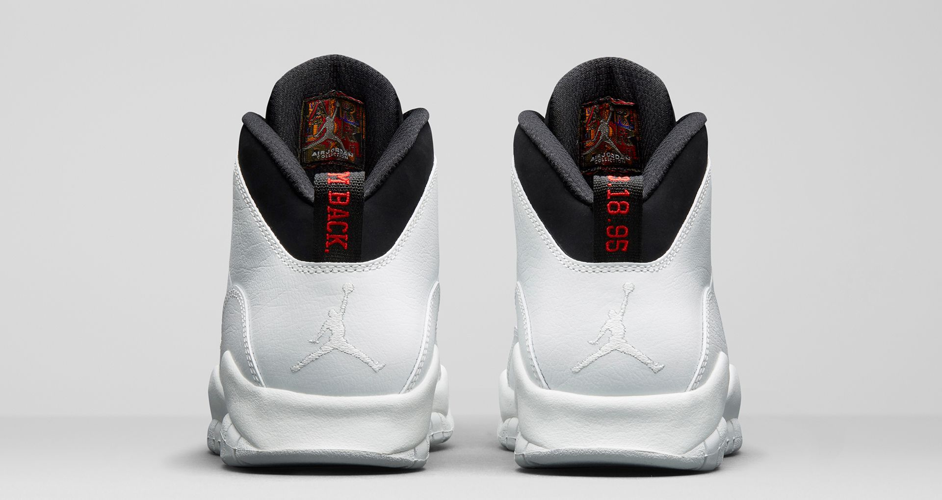 watch 17bf2 5b739 Air Jordan 10 Retro 'Summit White & Black' Release Date ...