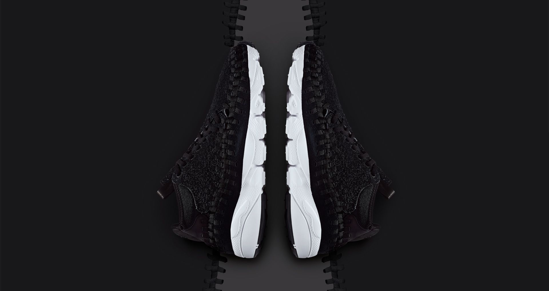low priced 0f972 0074f AIR FOOTSCAPE WOVEN CHUKKA