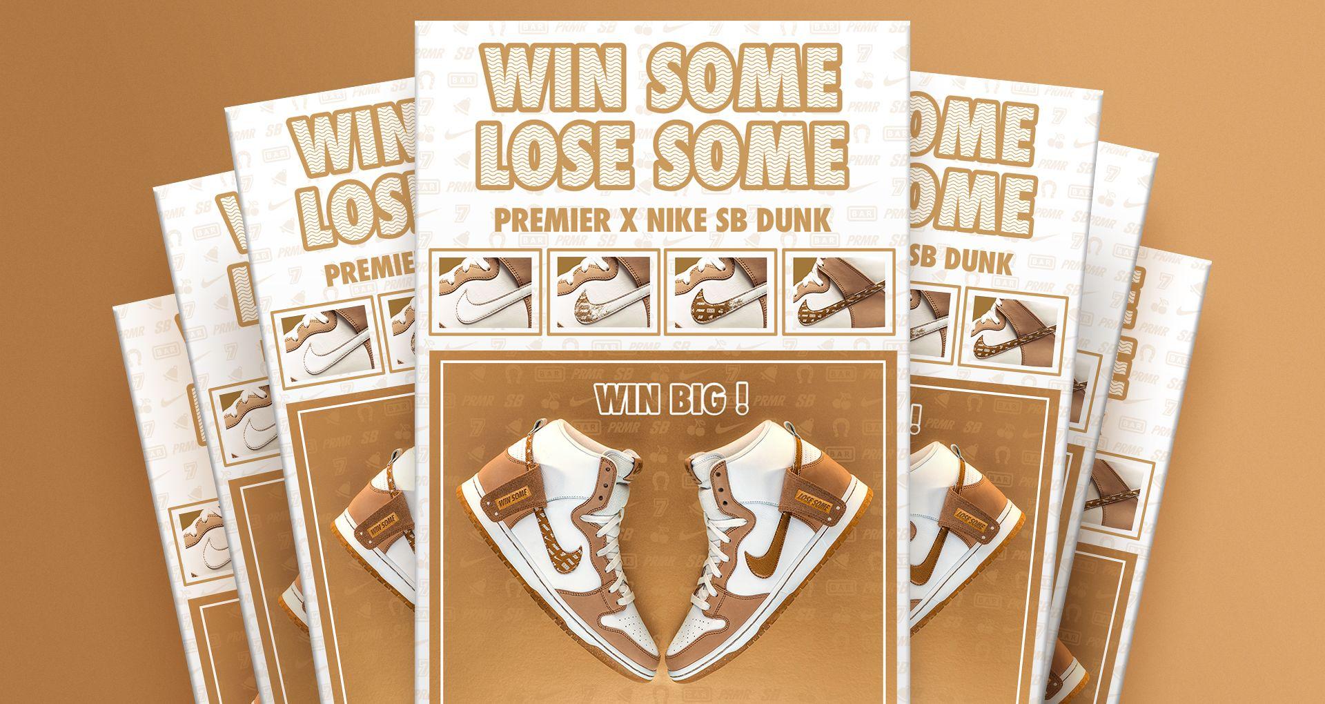 best website 0e482 0d2ea Behind The Design: Nike SB X Premier Dunk High. Nike+ SNKRS