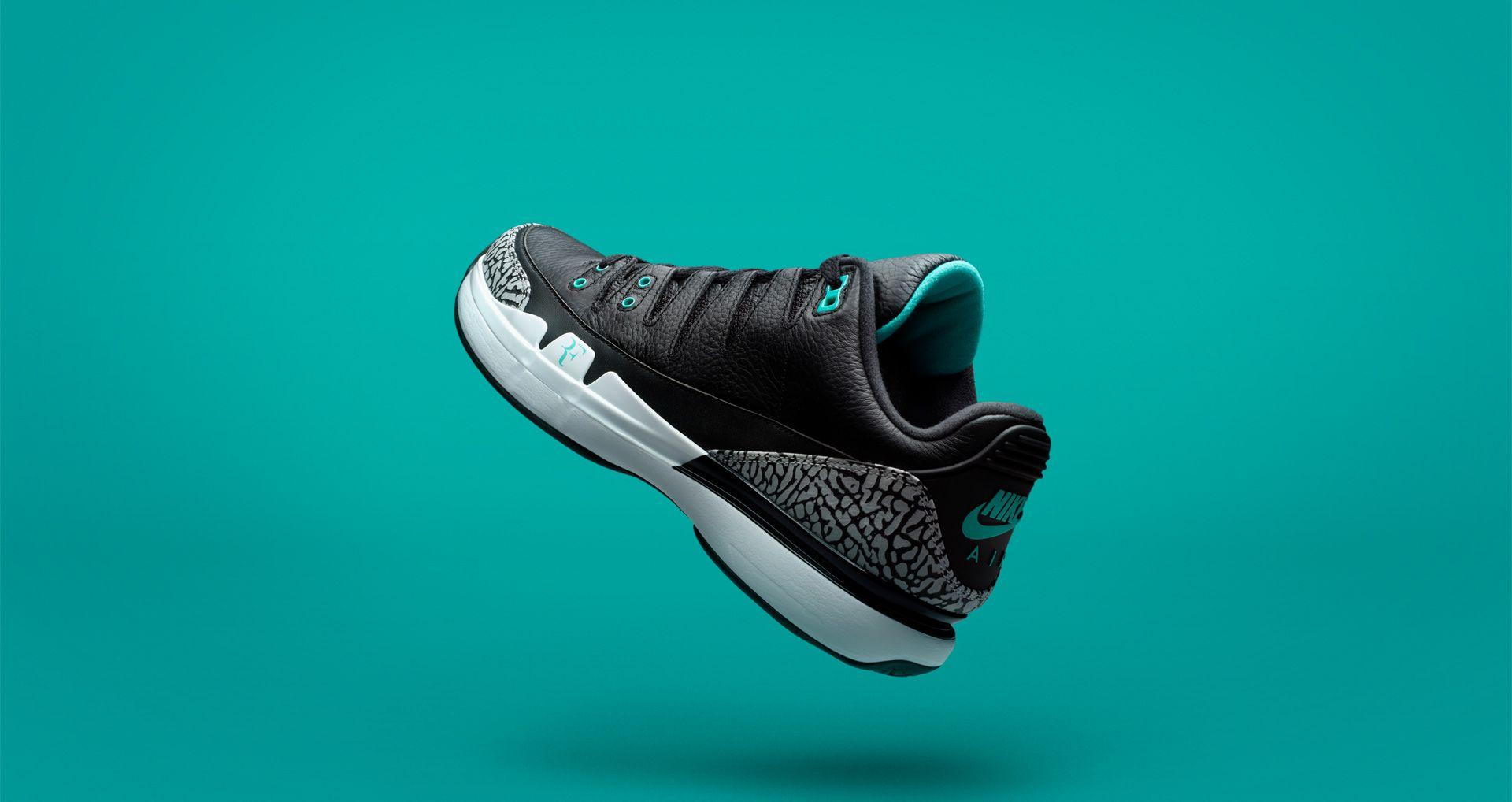 c33ee5083898c NikeCourt Zoom Vapor RF x AJ3  Atmos  Release Date. Nike+ SNKRS