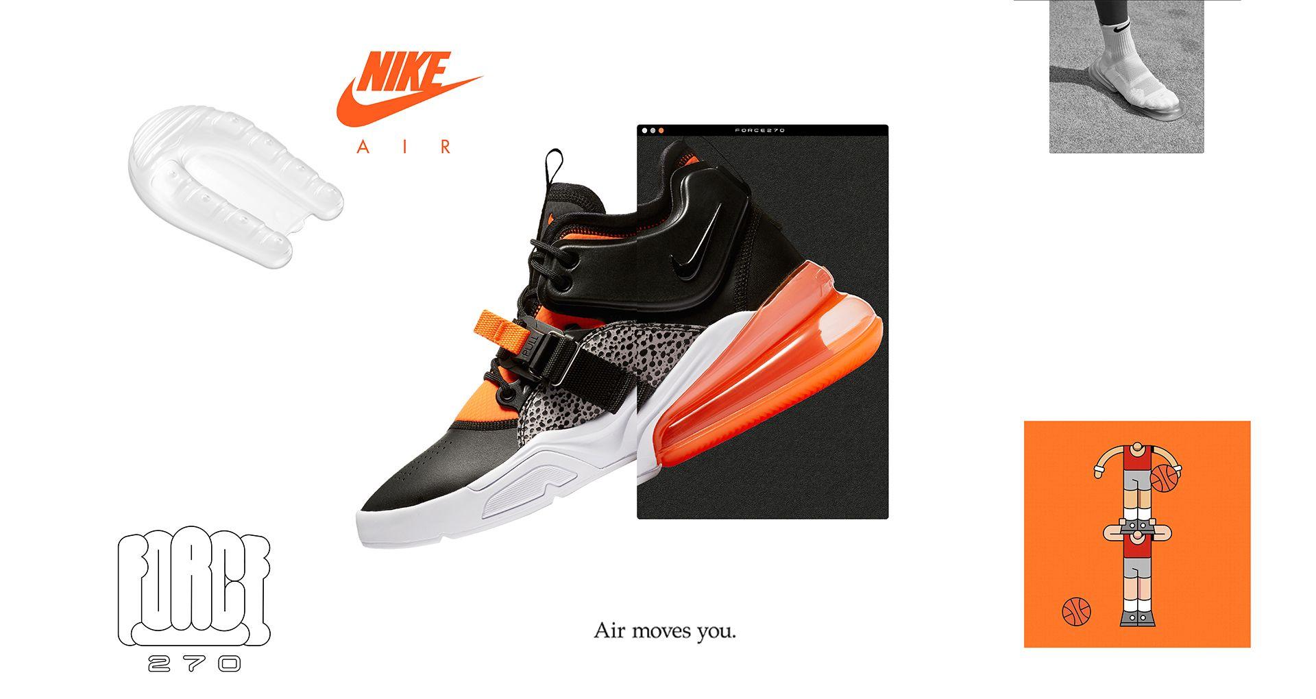 reputable site 788c4 43468 Nike Air Force 270 'Black & Hyper Crimson' Release Date. Nike+ SNKRS
