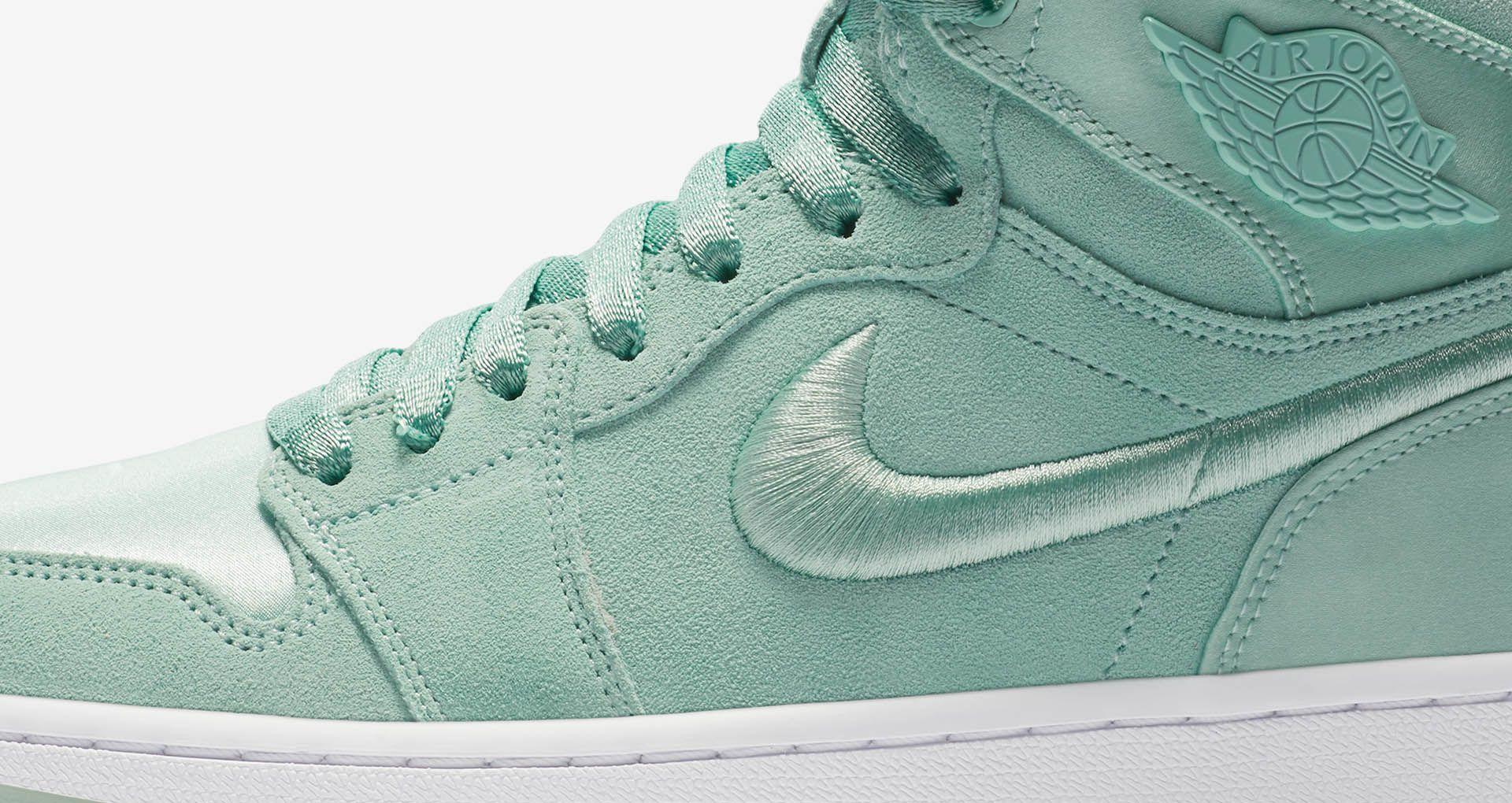 57671b0aad0 Women's Air Jordan 1 Retro High 'Mint Foam' Release Date. Nike+ SNKRS