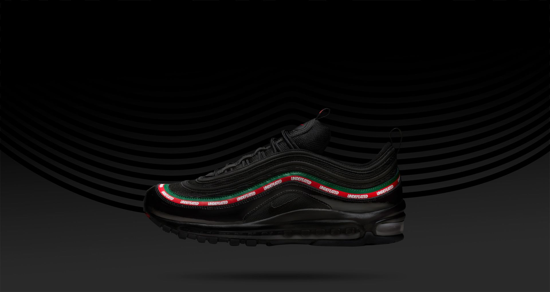 more photos f28f8 a8978 Nike Air Max 97 Undefeated Release Date. Nike⁠+ SNKRS