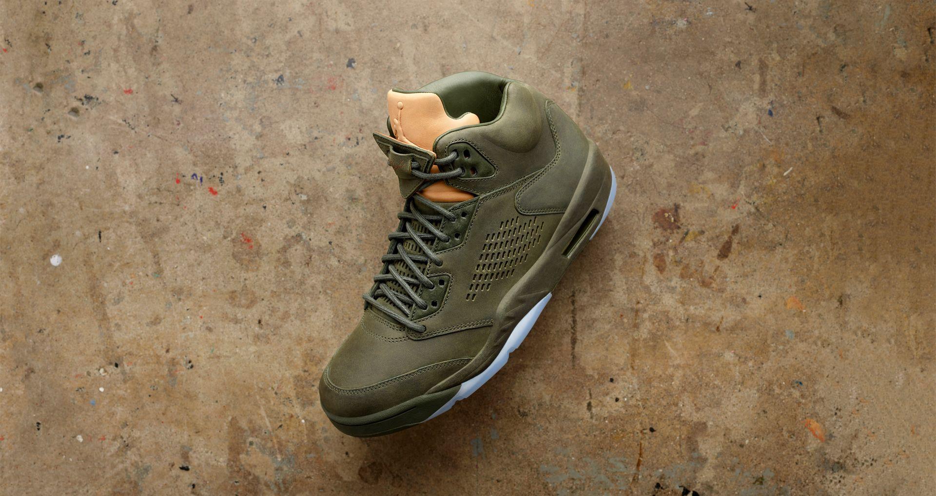 a55999a2469 Air Jordan 5 Retro 'Sequoia & Vachetta Tan'. Nike+ Launch GB