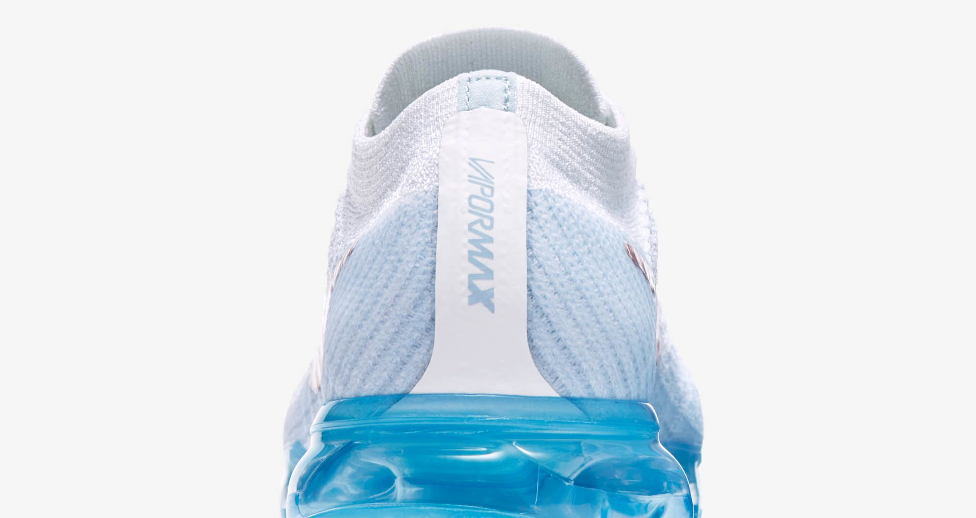 Women's Nike Air VaporMax Flyknit 'Summit White & Hydrogen