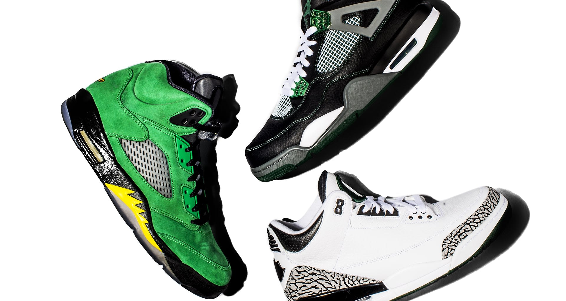 360696cba602d6 Inside the Vault  Oregon Ducks x Jordan Brand. Nike+ SNKRS