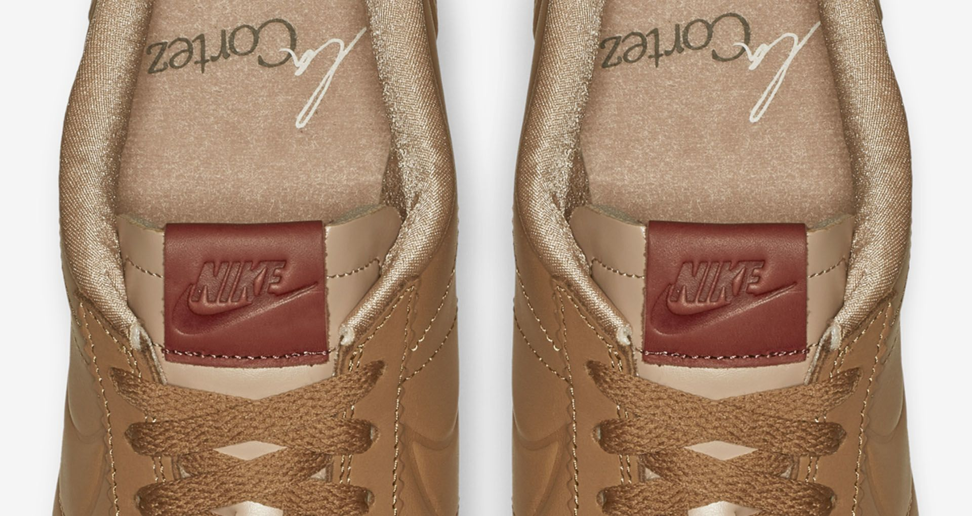 the latest 8b64e 12cc6 Nike Women's LA Cortez Maria Sharapova 'Camel & Mars Stone ...