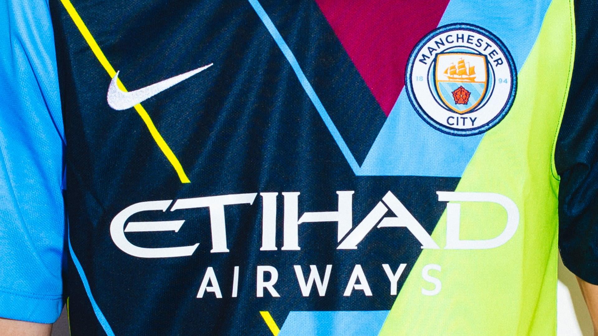 detailed look b5da5 6789f Manchester City, Mashup Jersey, Phil Foden. Nike.com FI