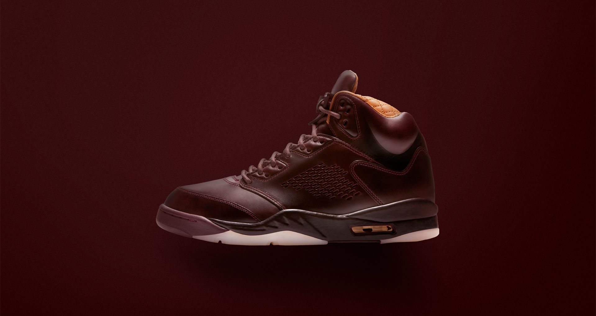 reputable site e5e23 89ae3 Air Jordan 5 Retro Premium  Bordeaux  Release Date. Nike⁠+ SNKRS