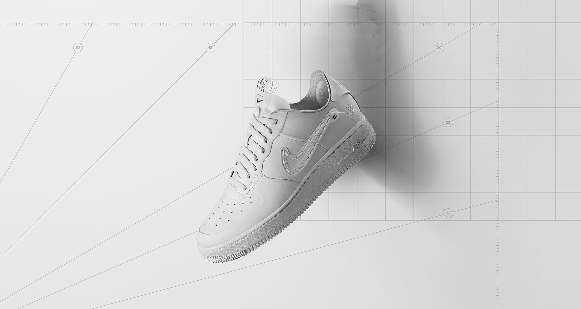 info for 3d2de f3120 Nike Air Force 1 Low 'Noise Cancelling White' Release Date. Nike⁠+ SNKRS