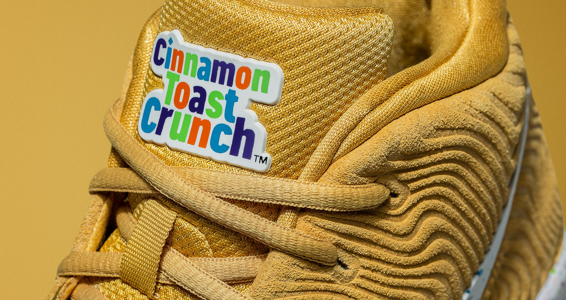 huge discount 6a86e ad63a Behind The Design: Kyrie 4 'Cinnamon Toast Crunch'. Nike+ SNKRS