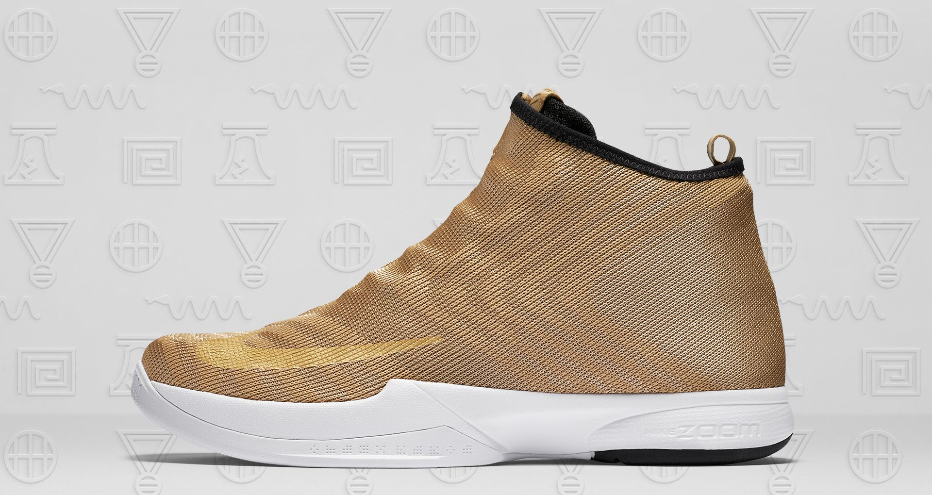 sports shoes 33314 1a112 Nike Zoom Kobe Icon 'Metallic Gold' Release Date. Nike+ SNKRS