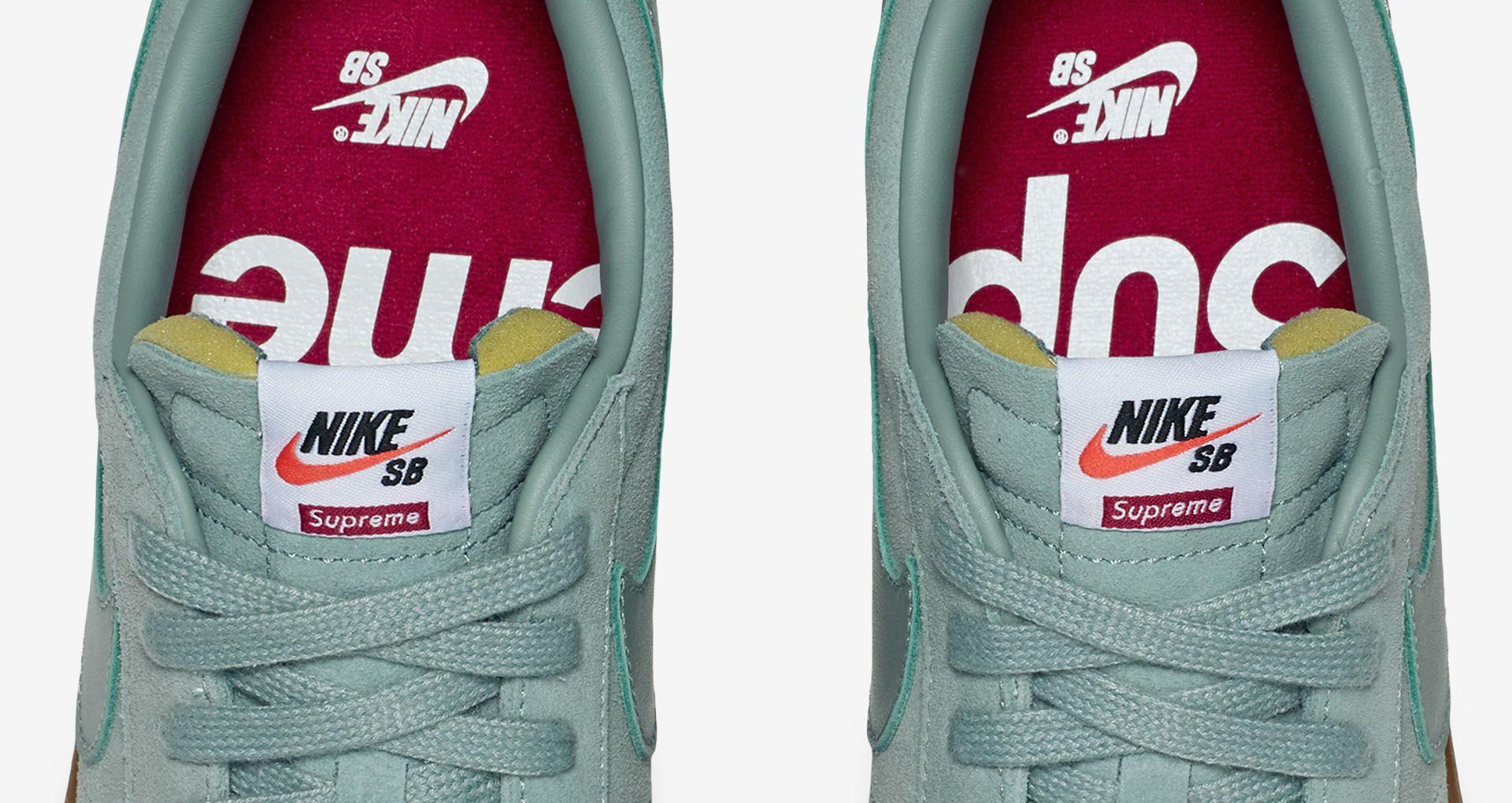 8652b08e6c9 Nike Blazer Low GT x Supreme  Cannon  Release Date. Nike+ SNKRS