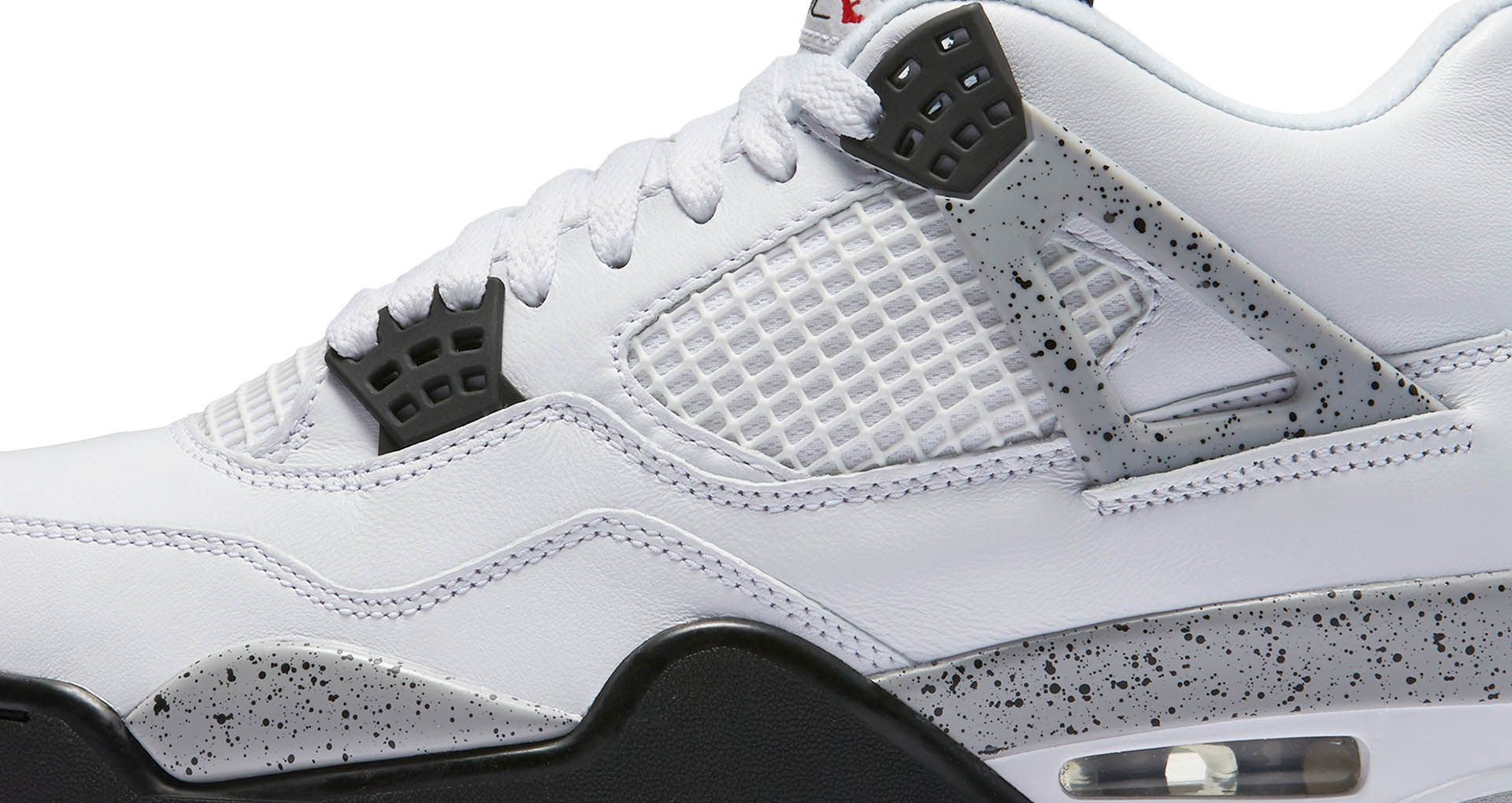 quality design 418e5 912f9 Air Jordan 4 Retro  White Cement Grey  Release Date