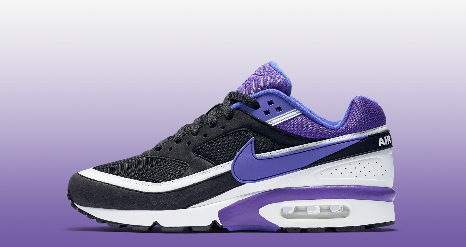 0e7778d502 Women's Nike Air Max BW 'Persian Violet' Release Date. Nike+ SNKRS