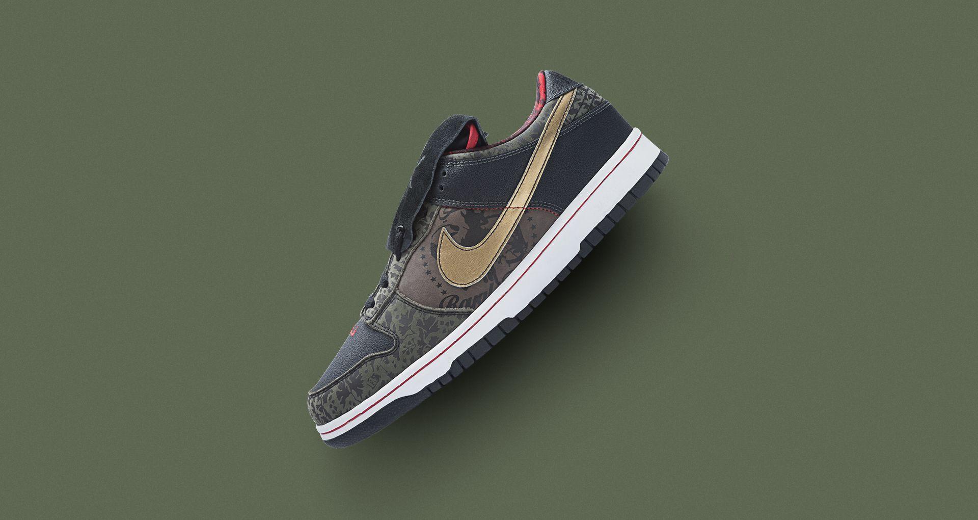 37d10f362a3e Nike 15 Years of SB Dunk. Nike+ Launch GB