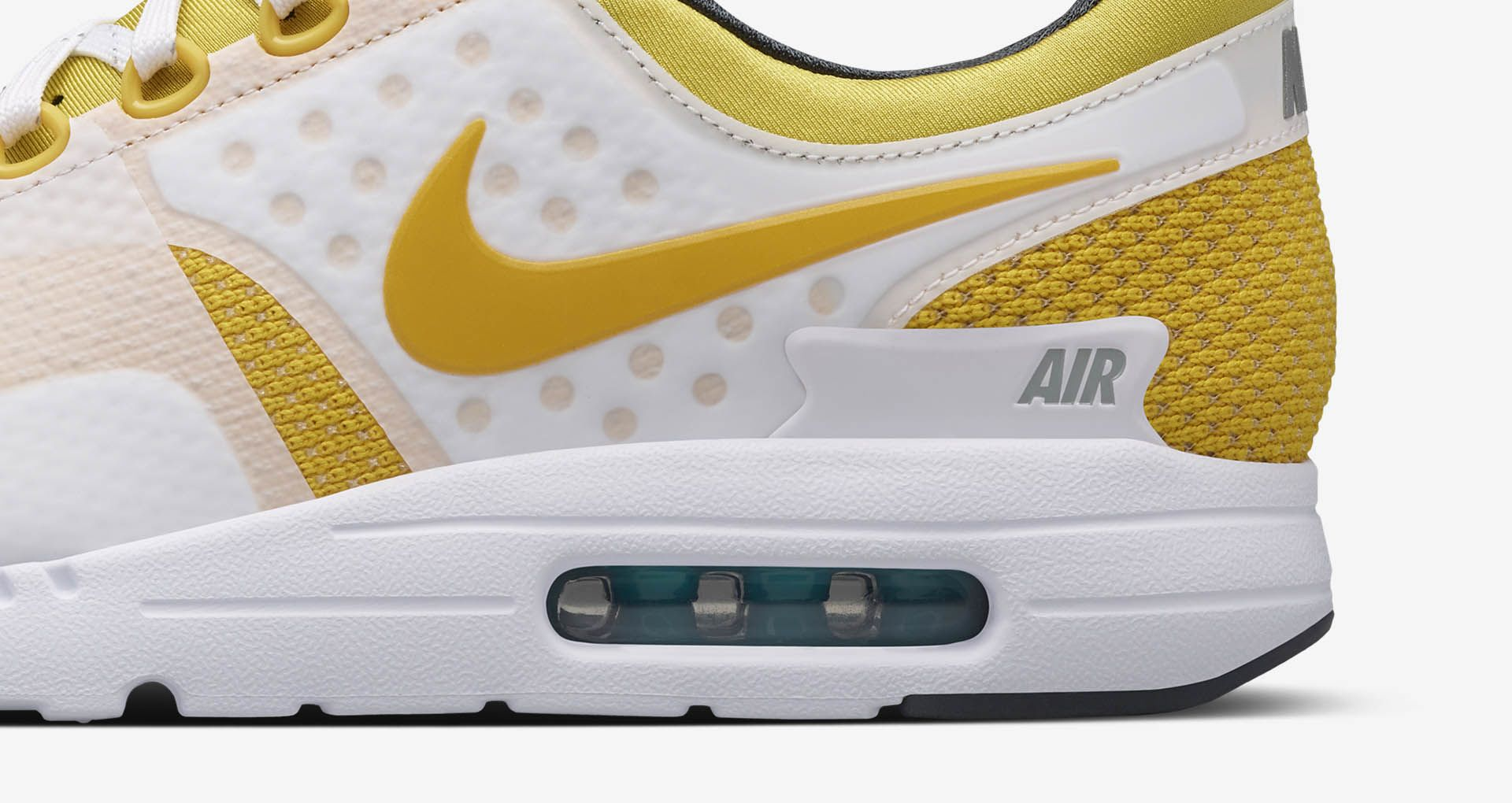 wholesale dealer 61f81 3cf59 Nike Air Max Zero  Yellow  Release Date