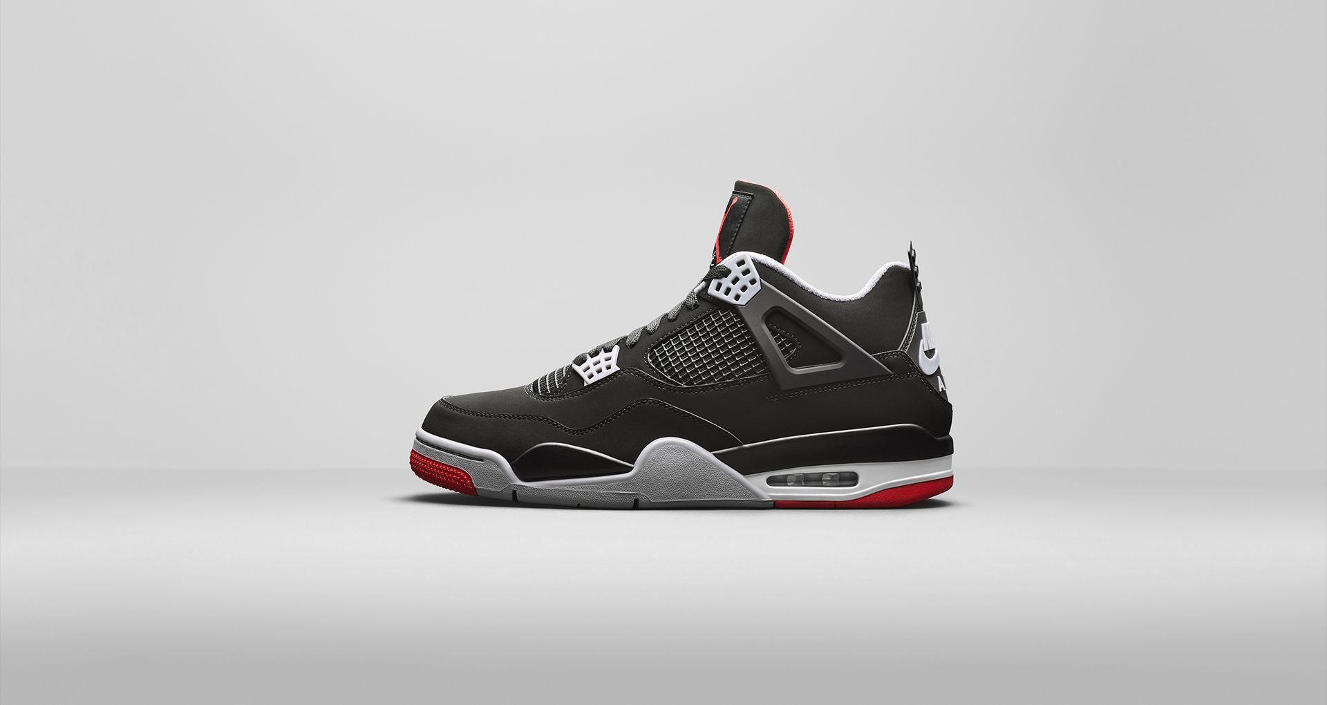 reputable site 6ad1e b11a9 Air Jordan 4  The Shot