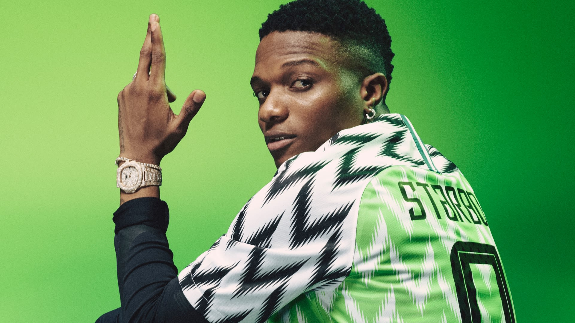 87e005a60147c In Nigeria, when football is on, everything stops. Now with the chance to  prove themselves on the world stage in Russia, they'll try to make the  whole world ...