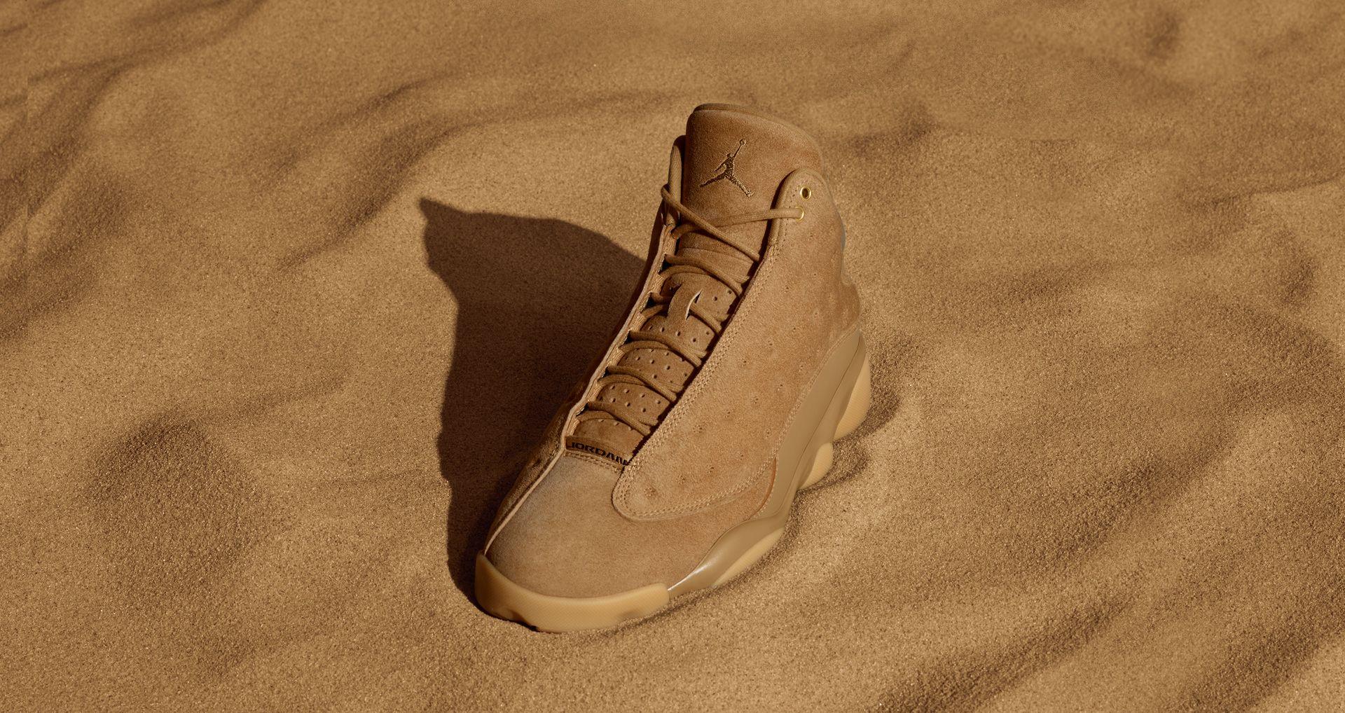 a716fcf4ae83 Air Jordan 13  Wheat  Release Date. Nike+ SNKRS