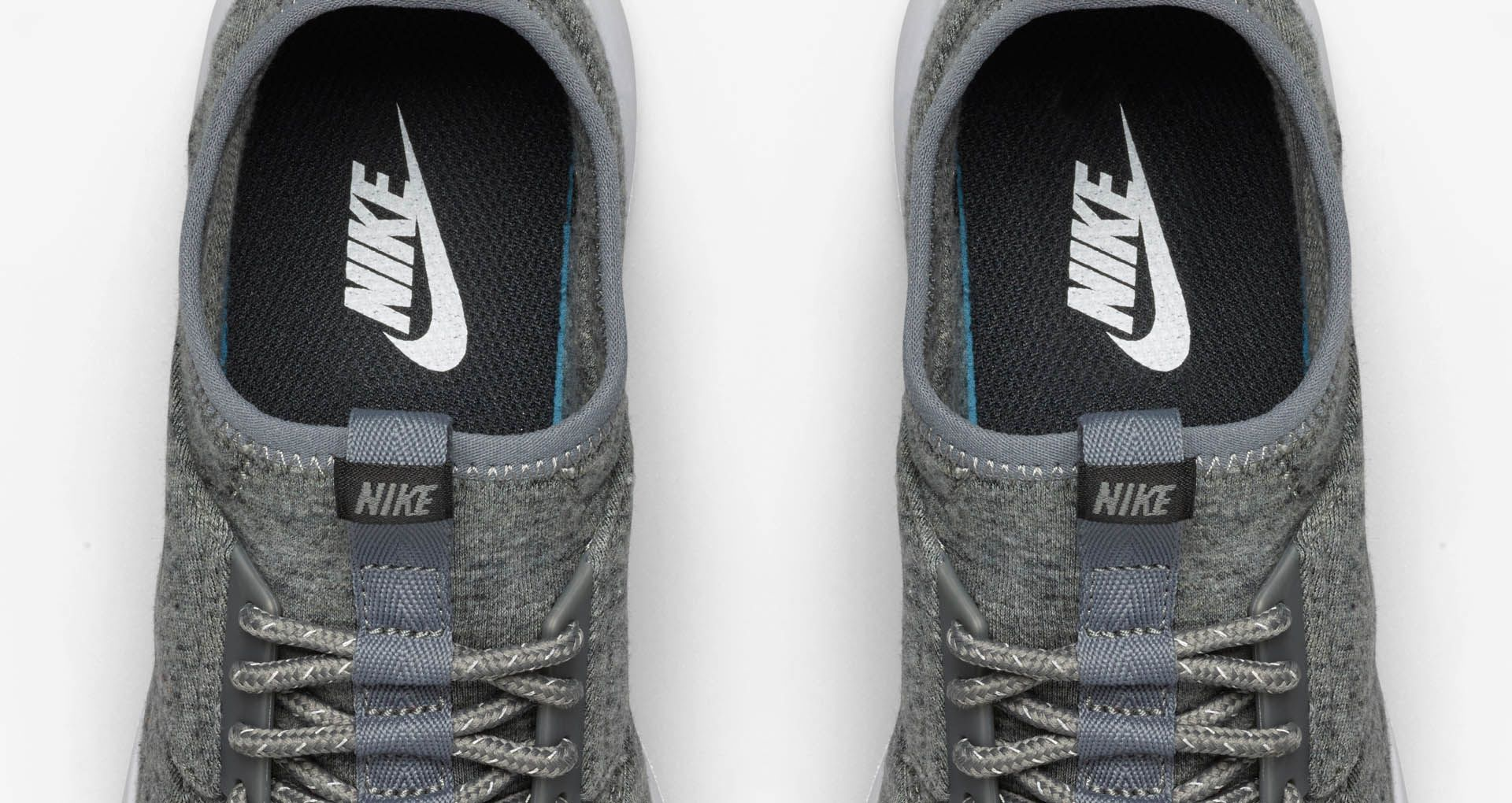 3741eed9b8 Women's Nike Juvenate 'Tech Fleece' Tumbled Grey. Nike+ SNKRS
