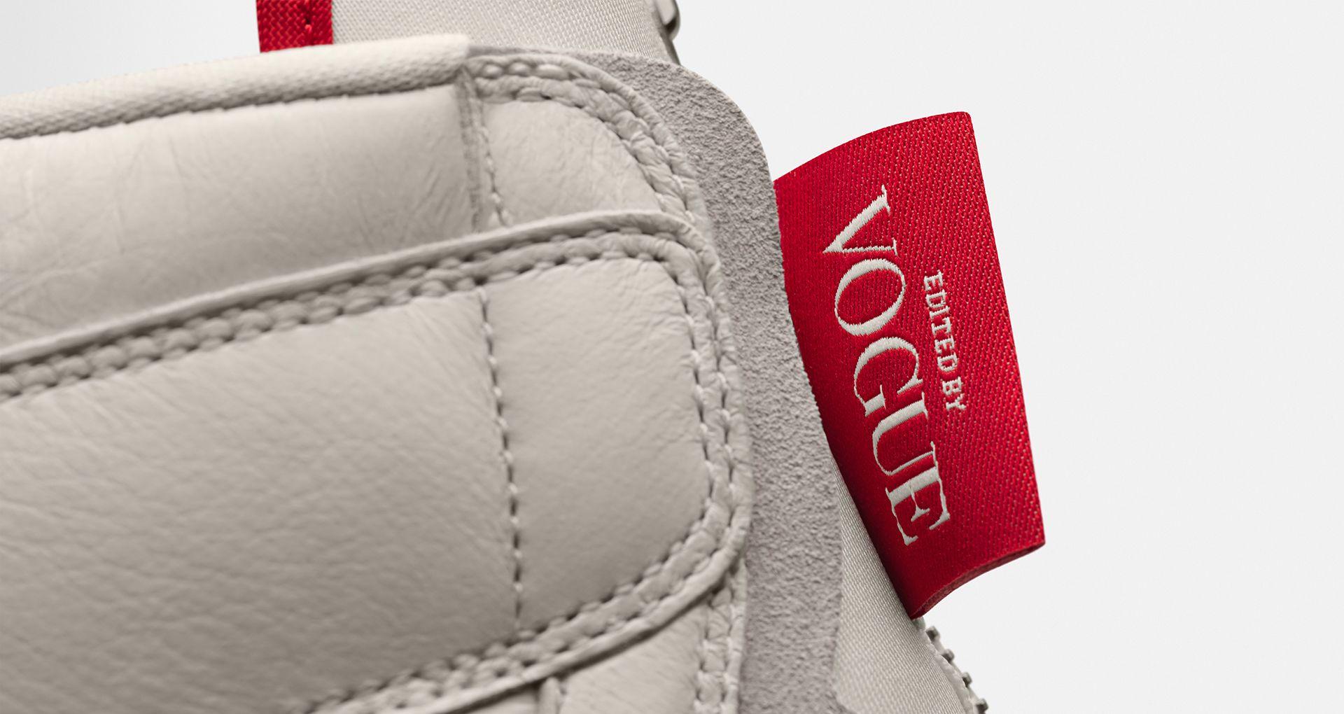 5b451a6973af Women s Air Jordan I High Zip AWOK  Sail  Release Date. Nike+ SNKRS