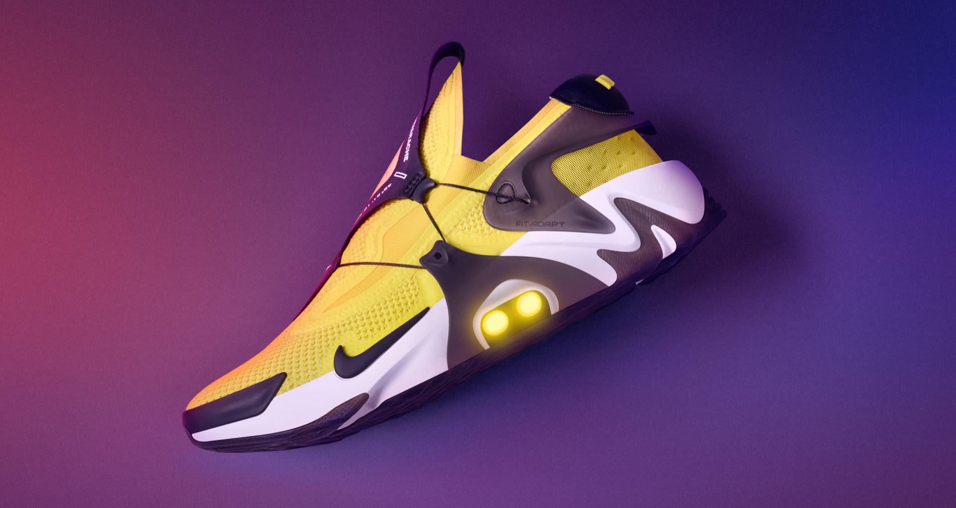 Date de sortie de la Nike Adapt Huarache « Opti Yellow