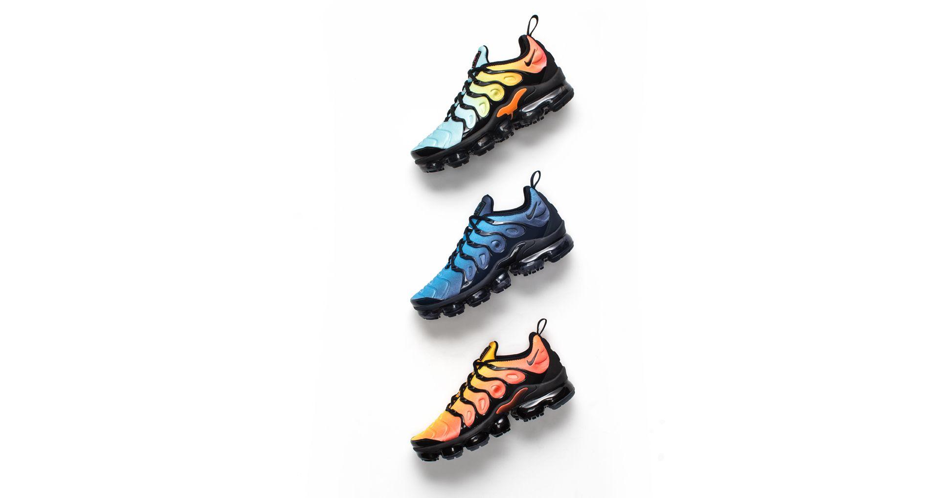 Nike Air VaporMax Plus Arancioni