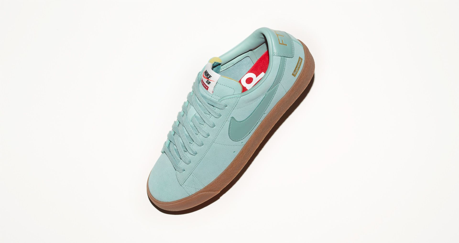 premium selection 1550d fbe49 Nike Blazer Low GT x Supreme 'Cannon' Release Date. Nike⁠+ SNKRS