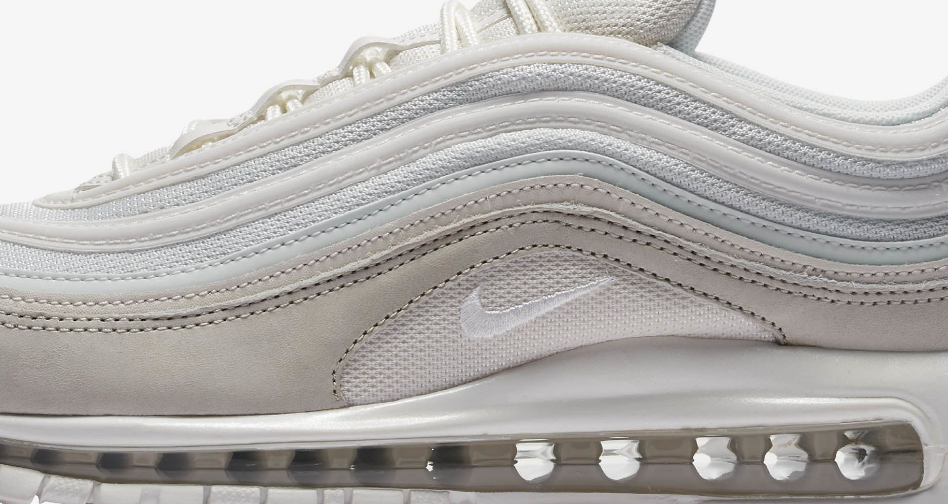 Nike Air Max 97 Premium 'Light Bone' Release Date. Nike