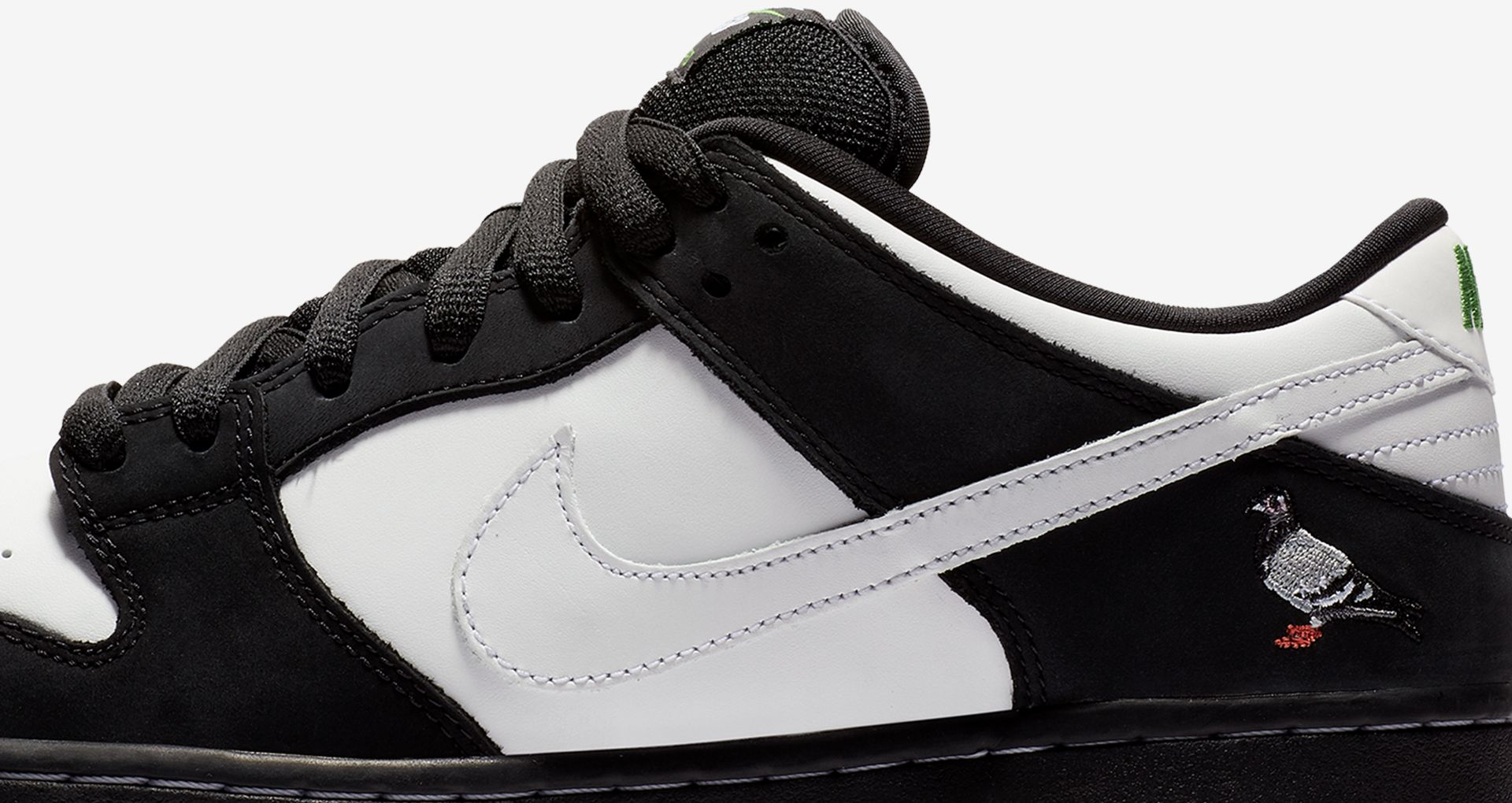 pretty nice 84d43 96e7b Nike SB Dunk Low Pro 'Panda Pigeon' Release Date. Nike+ SNKRS