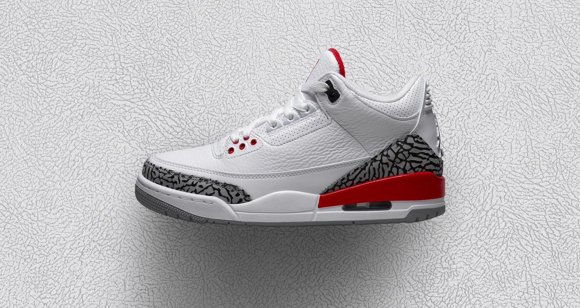 the latest c52b1 9dace Air Jordan 3  Hall of Fame  Release Date. Nike⁠+ SNKRS