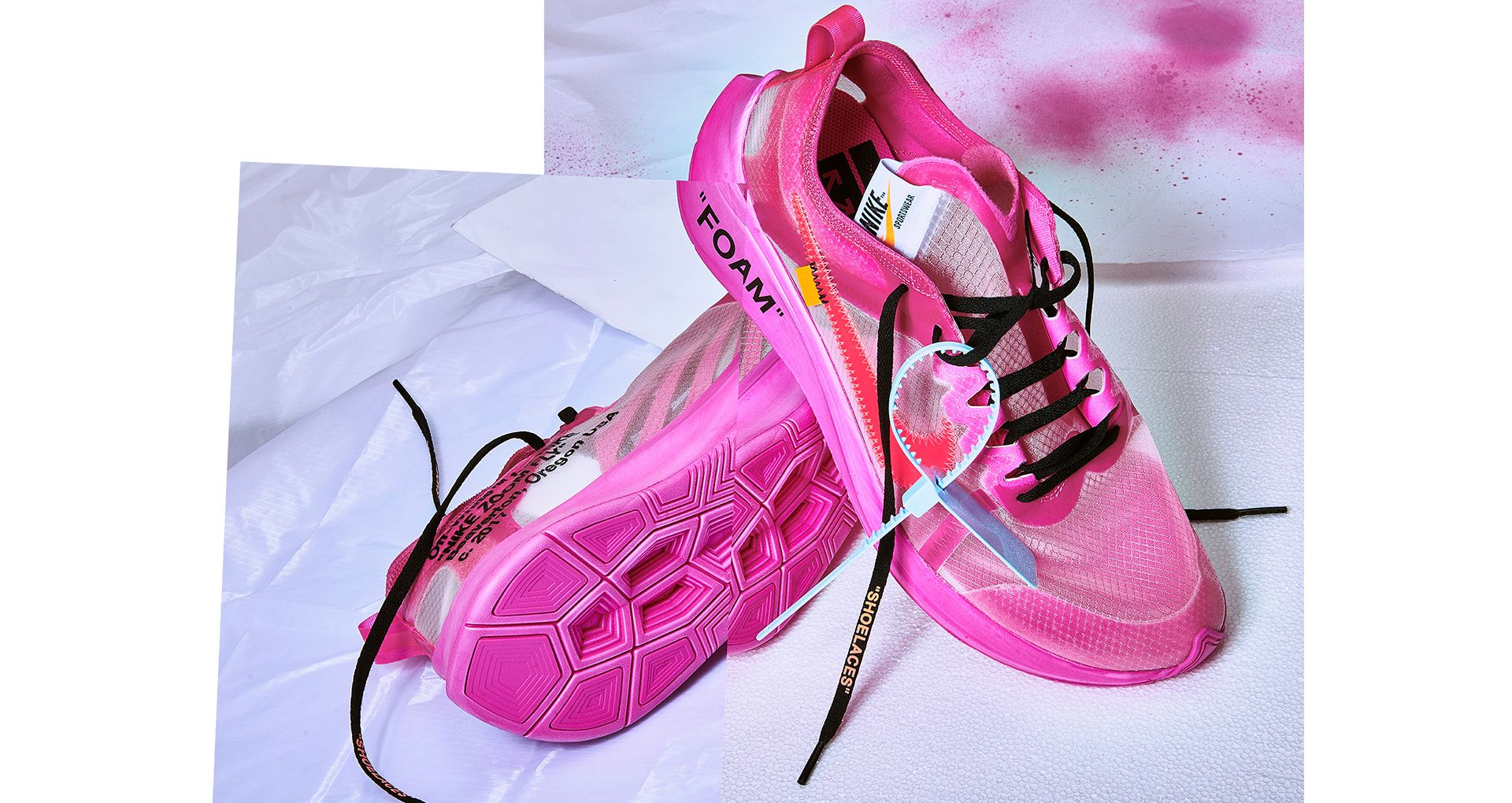 69084b330cf9c The Ten  Nike Zoom Fly  Tulip Pink   Laser Fuchsia   Racer Pink ...