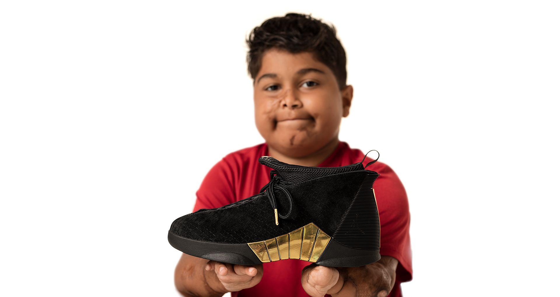 Air Jordan 15  Doernbecher Freestyle  2018 Release Date. Nike+ SNKRS b5f24d93e