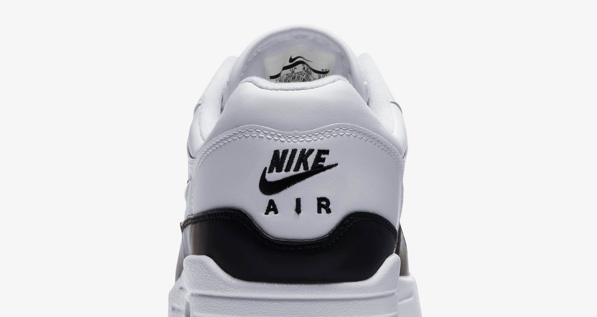 Air Max 1 Premium Jewel 'Black & White' Release Date. Nike SNKRS