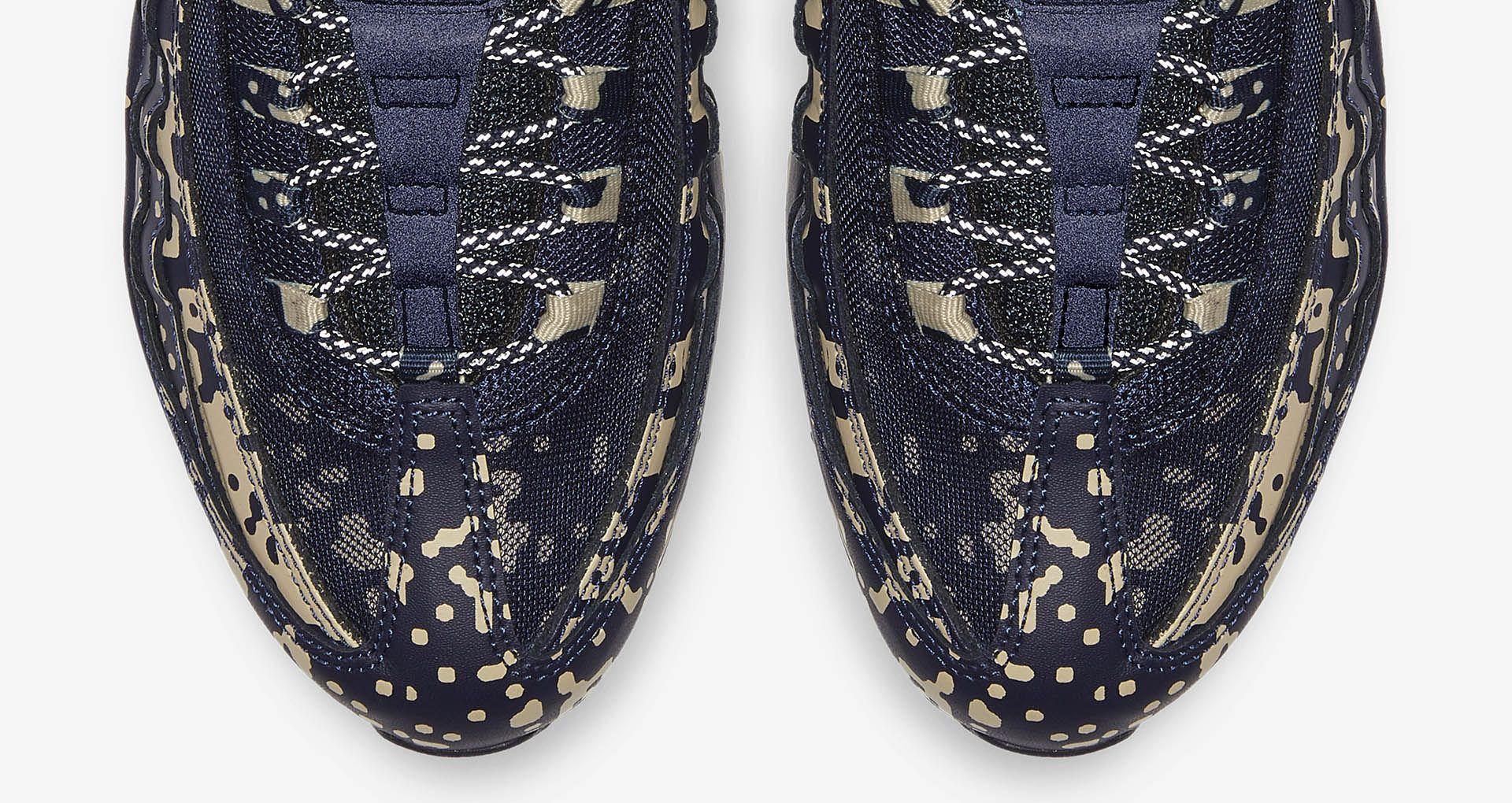 Nike Air Max 95 Cav Empt 'Blackened Blue' Release Date. Nike