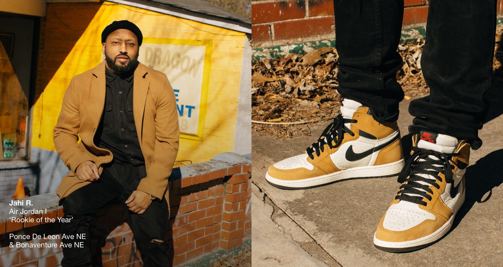 Street SNKRS: Atlanta  Nike+ SNKRS