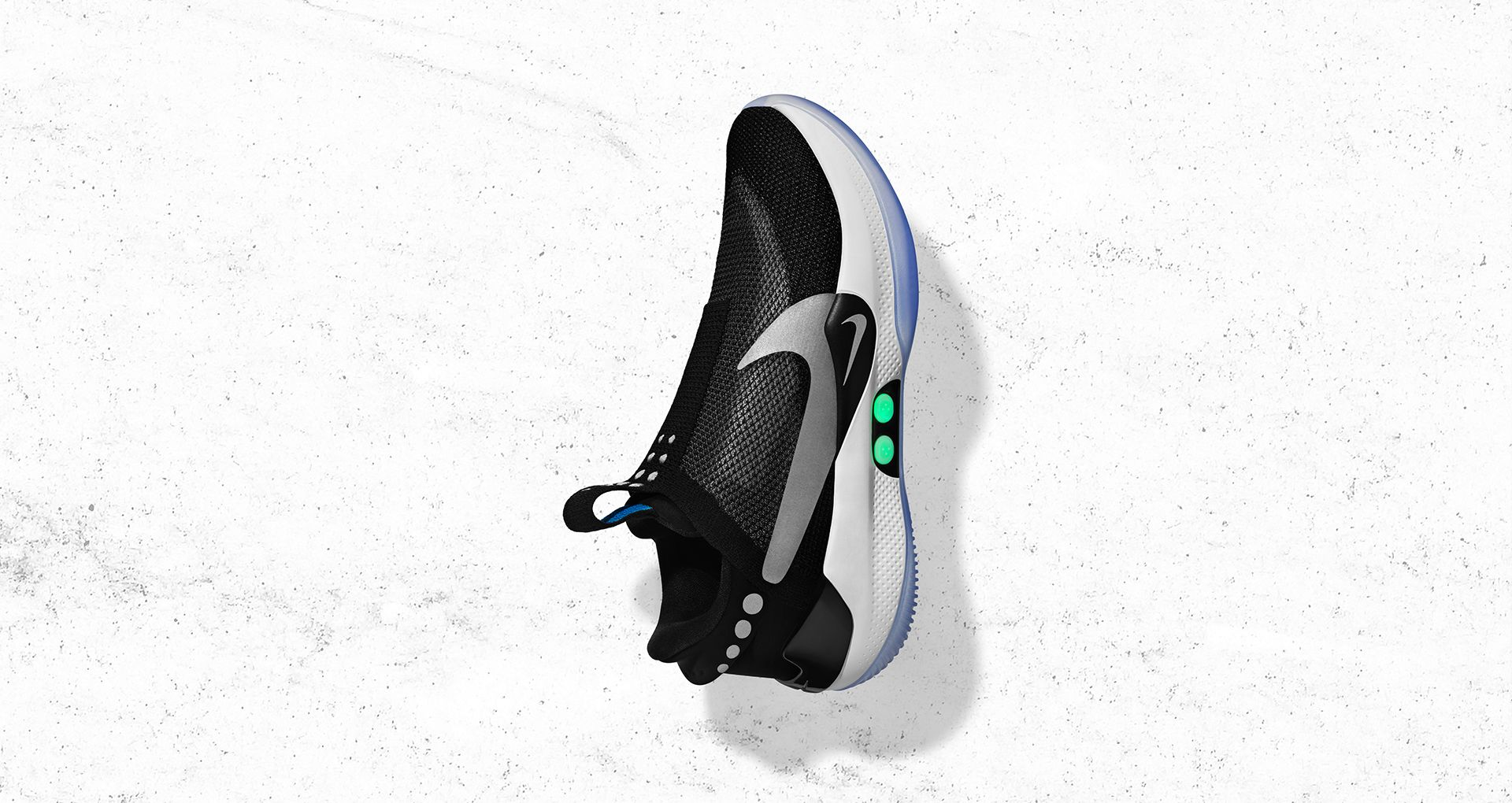 outlet store f09c5 71a21 Designed to give you a customized, consistent fit, the Nike Adapt BB is our  first power lacing shoe that s built for basketball.