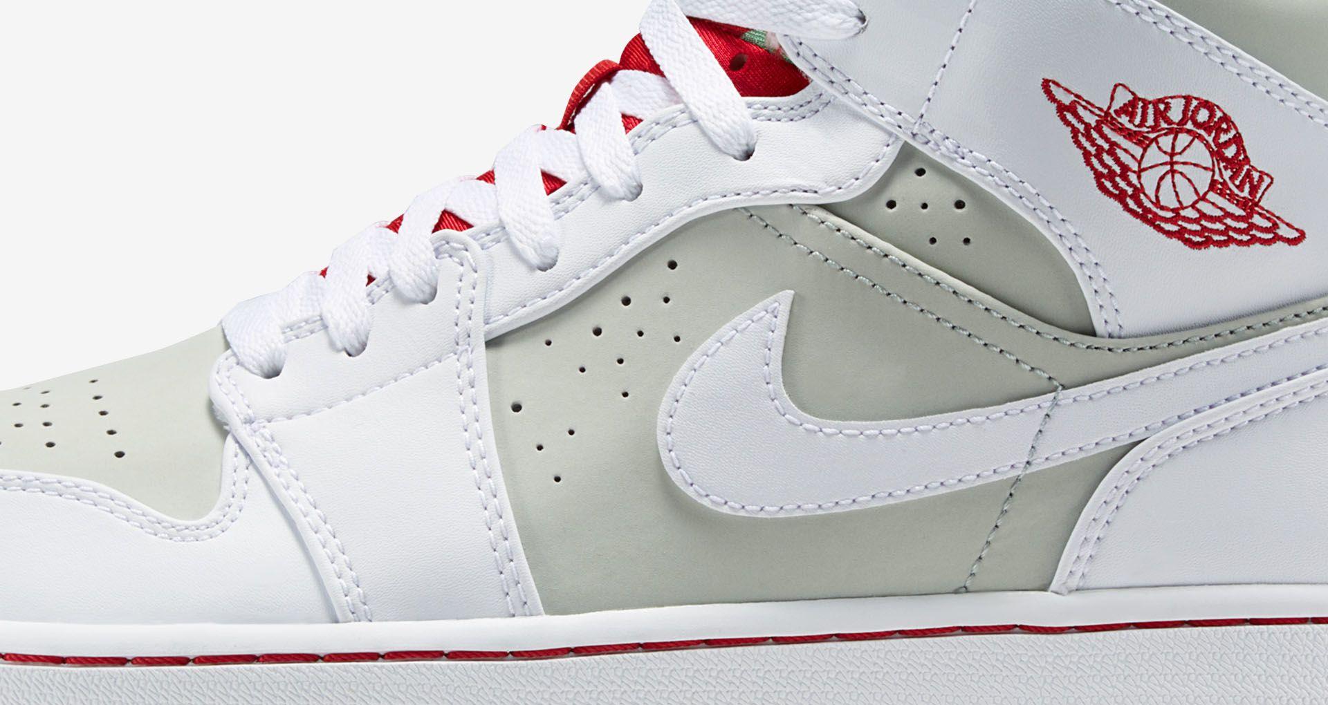 best website f4cd4 b7c0d Air Jordan 1 Retro Mid 'Hare'. Nike+ SNKRS
