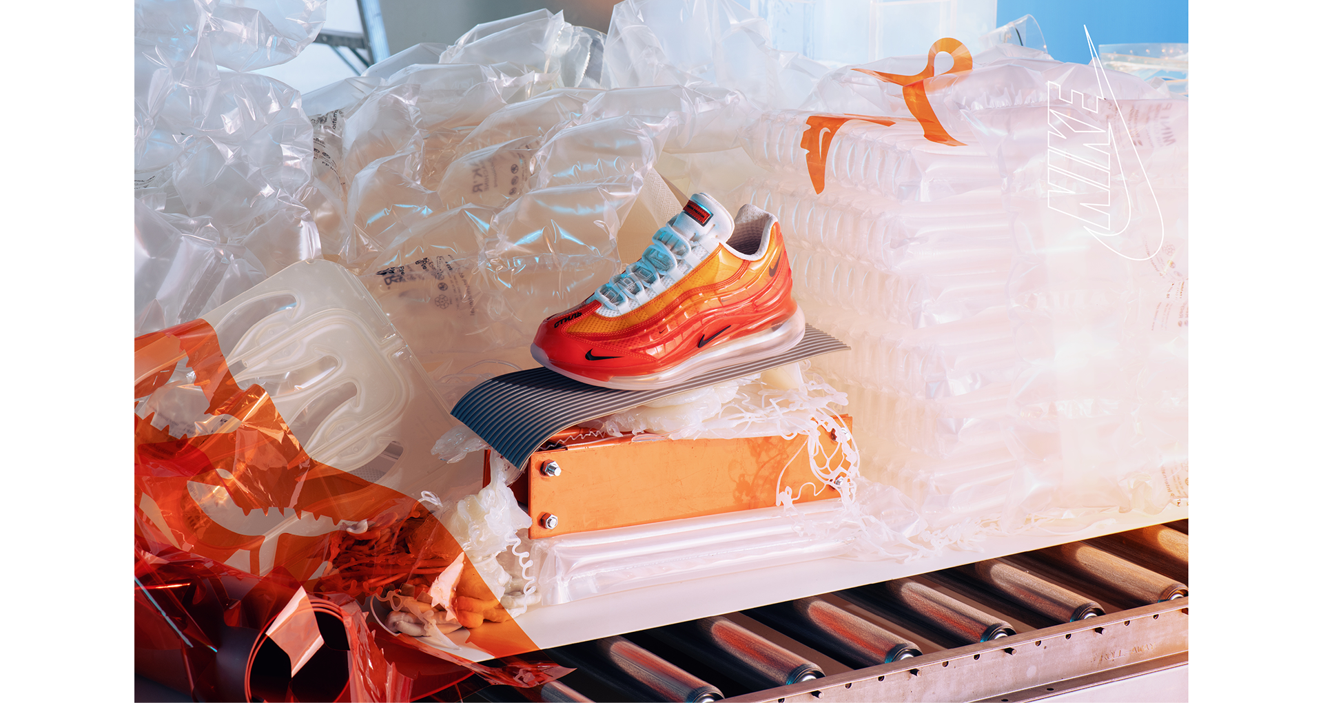 Nike By You: Heron Preston 72095. Nike SNEAKRS IT