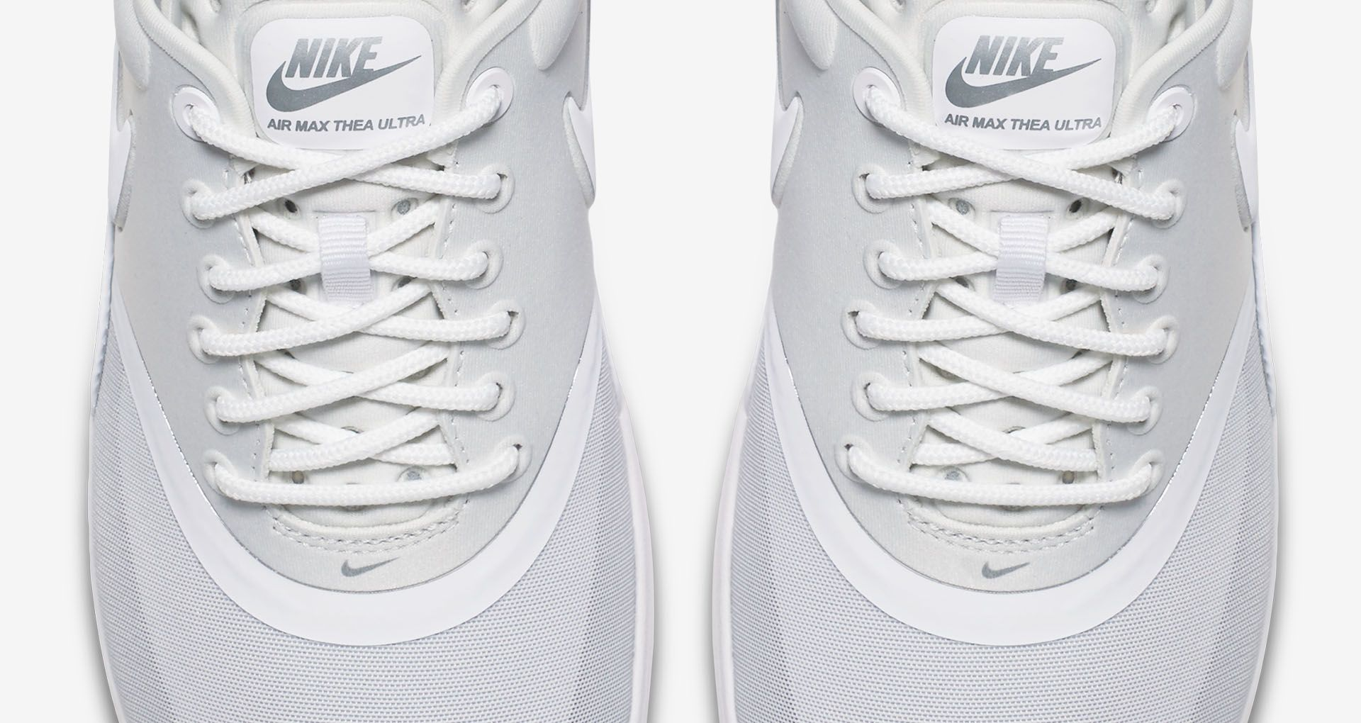 Women's Nike Air Max Thea Ultra 'White & Silver'. Nike SNKRS
