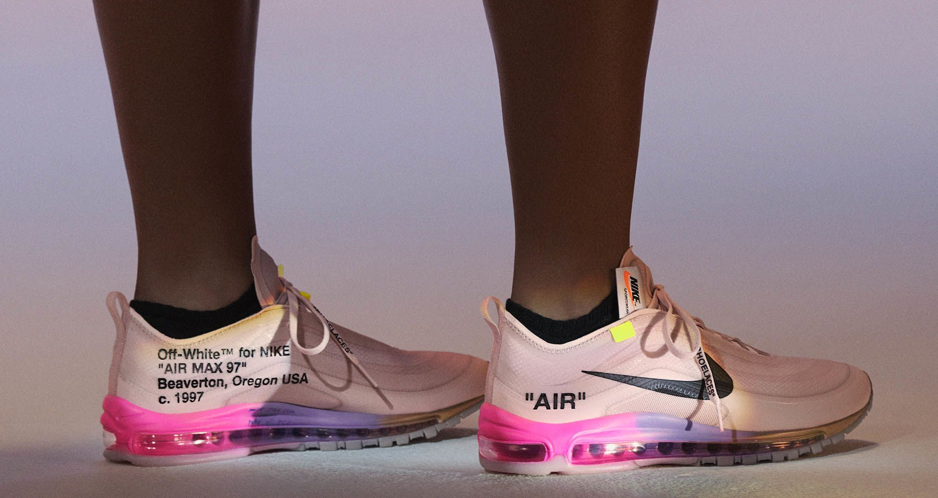Nike x Virgil Abloh for Serena Williams:
