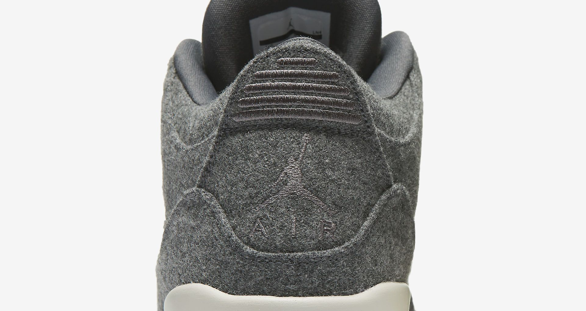 030d9707bc6 Air Jordan 3 Retro 'Dark Grey'. Nike+ SNKRS