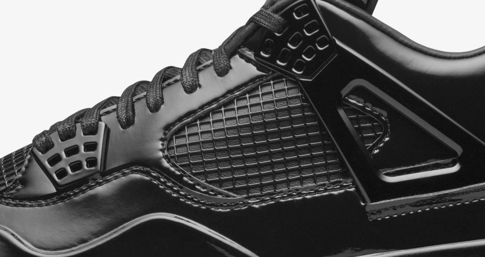 purchase cheap f7755 a3ebf Air Jordan 11LAB4  Black Patent  Release Date
