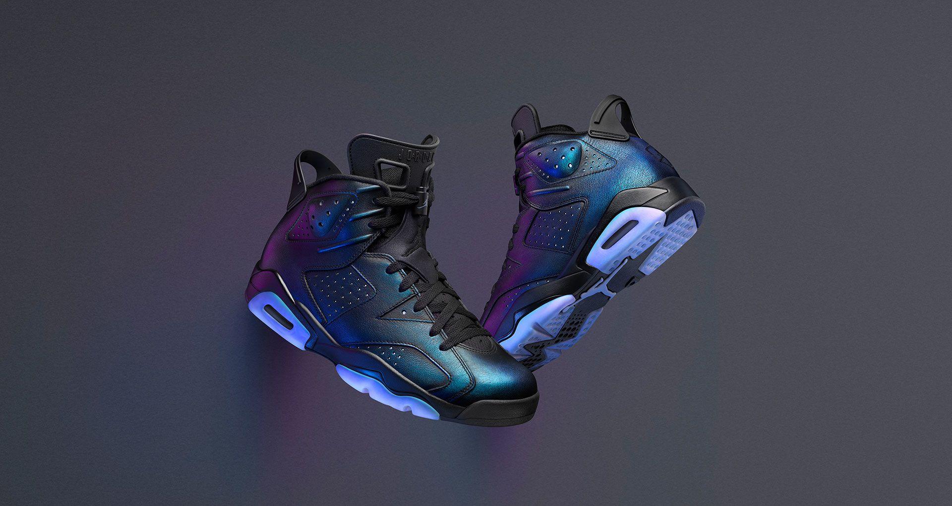 finest selection 84e6c be02e Air Jordan 6 Retro  Gotta Shine . Nike+ SNKRS