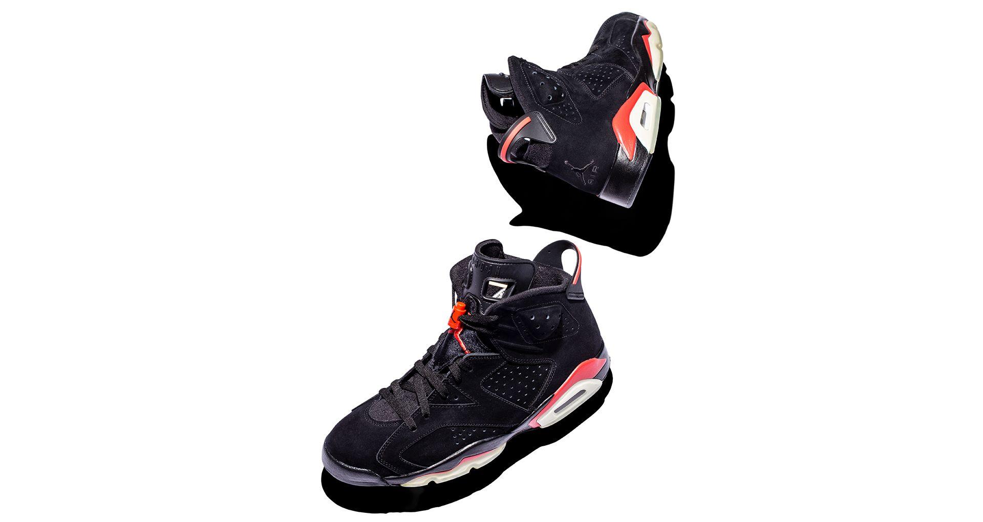 """premium selection 7a96b 15678 Air Jordan VI """"Infrared Pack"""""""