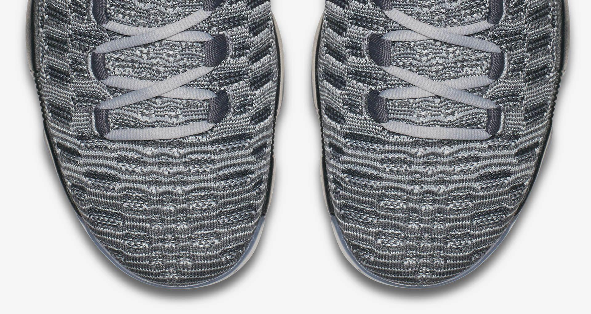 sneakers for cheap c8c36 0161b Nike Zoom KD 9  Battle Grey  Release Date