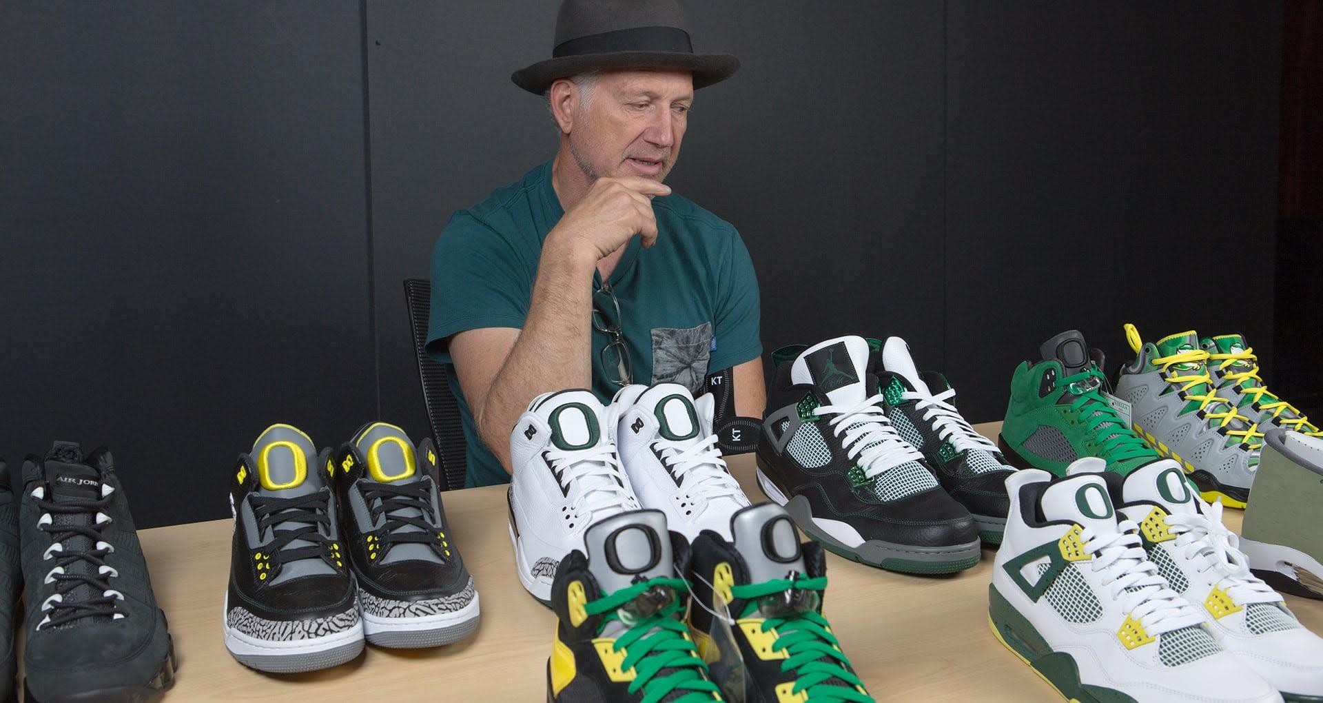 e9d555c5f33d Inside the Vault  Oregon Ducks x Jordan Brand. Nike+ SNKRS
