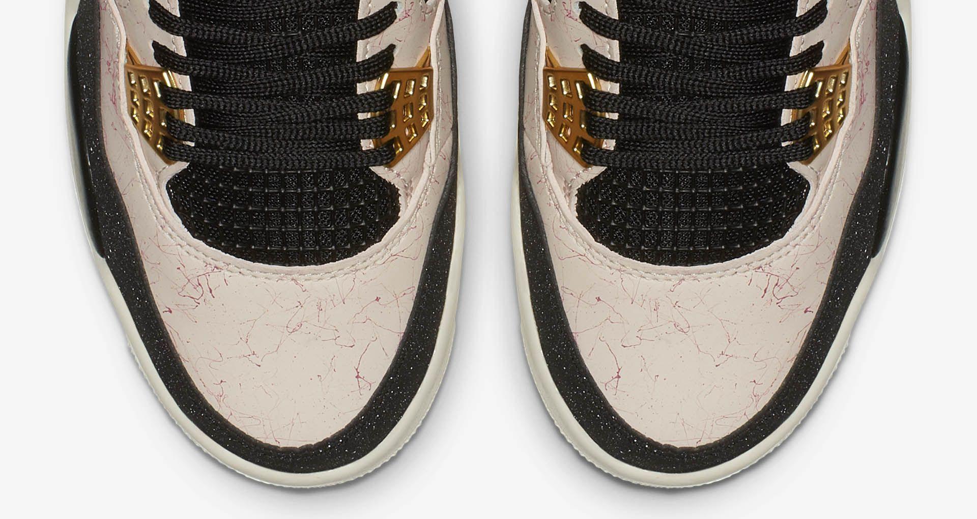 afcc1c1cf13 Nike Women s Air Jordan 4 Splatter Pack  Stilstone Red  Release Date ...